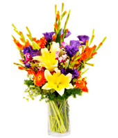 Assorted Seasonal Flowers