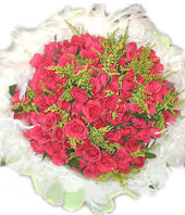 99 Red roses or Pink roses