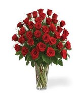 Bouquet of 3 Dozen Red Roses
