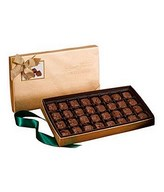 Special gift box is filled with large box of creamy, whipped chocolate centers and mor.e