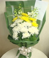 The Most Popular Bouquet For Sympathy&Funeral in China