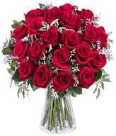 Sweet Passion: 20 Red Roses