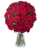 Love and Fantasy: 30 Red Roses