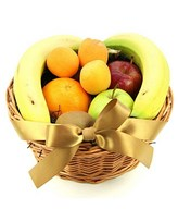Gift Basket of Fresh Fruits