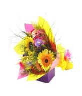 Bouquet of mixed flower